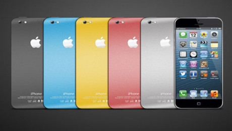 couleurs iPhone 6