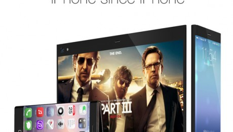 Concept iPhone 6 iPad Phablette