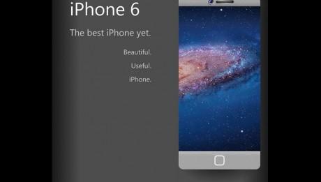 Concept iPhone 6 John Morrison