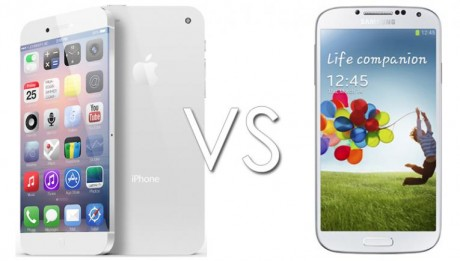 Galaxy S4 vs iPhone 6