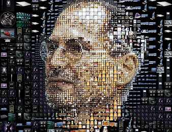 steve jobs illustration apple