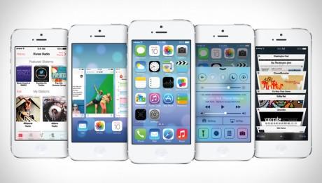 Sortie iOS 7