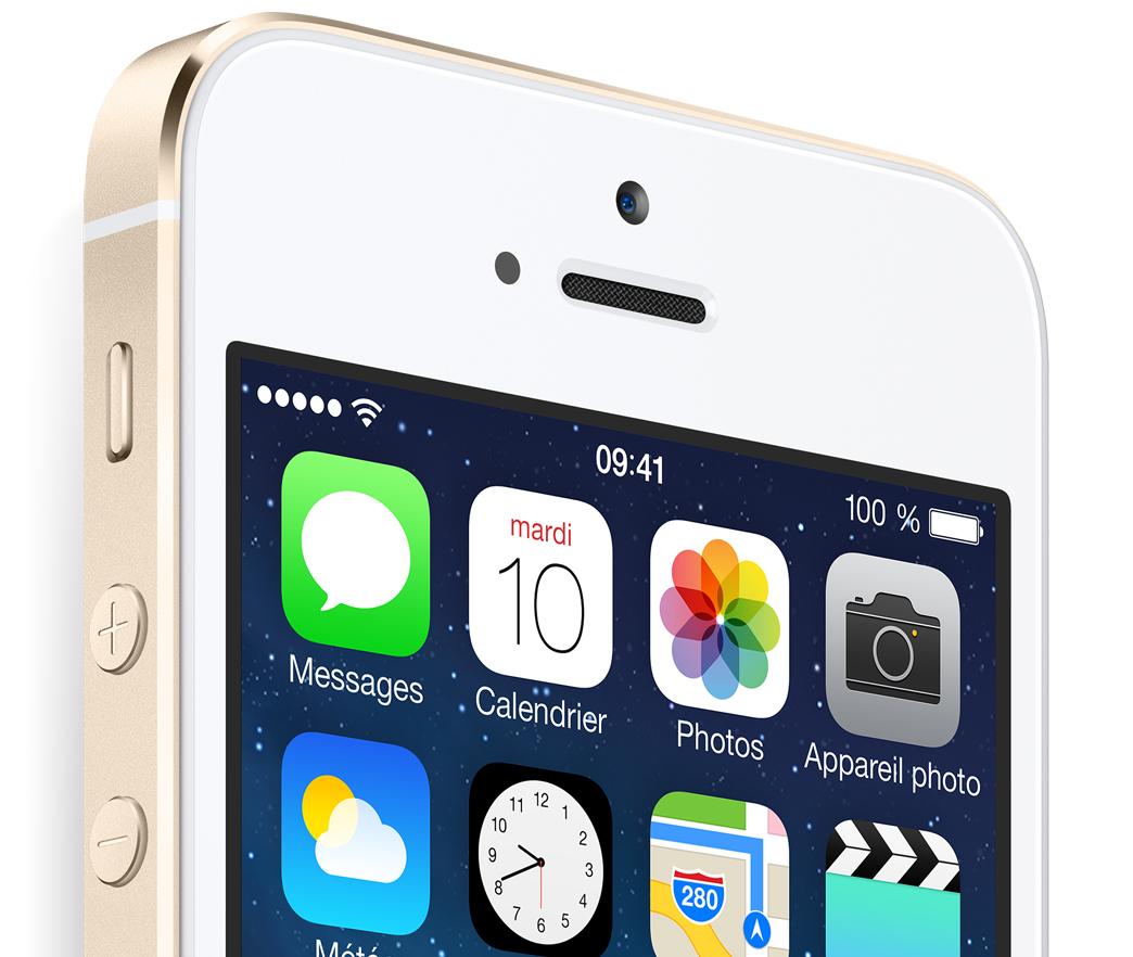 sortie iphone 5c