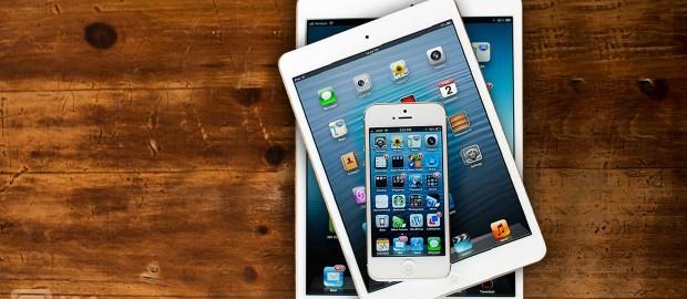 iPad 5 iPhone 6