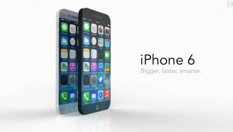 Concept iPhone 6 Phablette