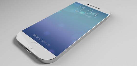 Concept iPhone 6 Air