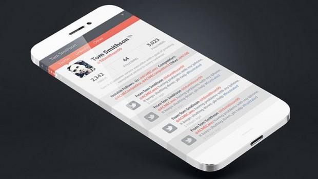 Ecran 4,8 pouces iPhone 6